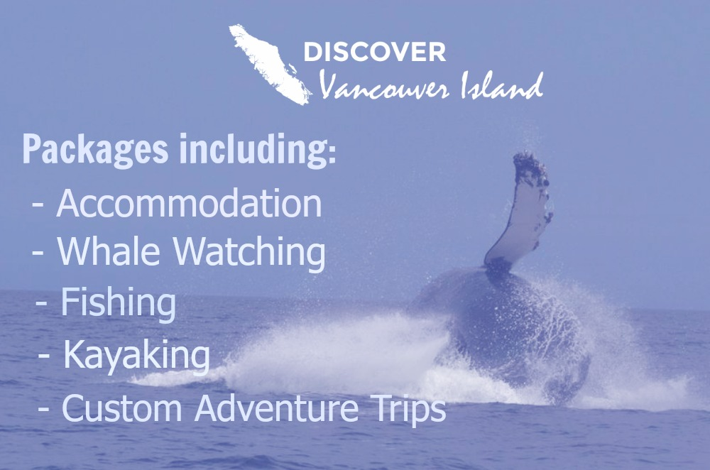 Vancouver Island adventure packages