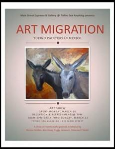 art migration poster