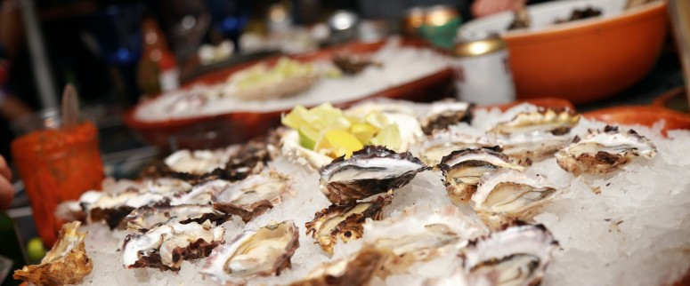 Photo by: Clayoquot Oyster Festival